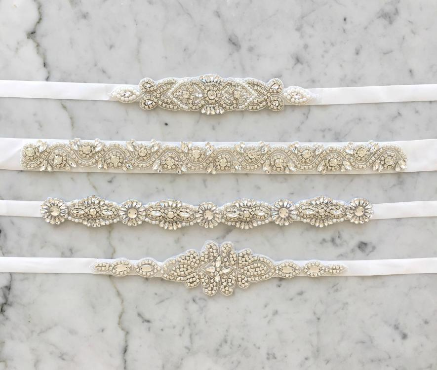 Dimaontebelts White